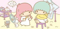 【2015.03】★ #LittleTwinStars