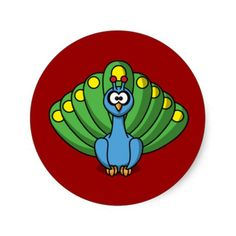 Peacock - ClipArt Best