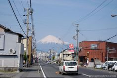 Just a random shot on my way to Miho Beach in Shimizu (Shizuoka). I don't know about you, but I can never get enough of Mt. Fuji! ;)
