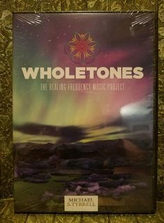 NEW Wholetones Healing Frequency Music Project Michael S Tyrell CD Set SEALED https://qdiz.com/?p=3190