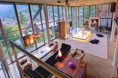 Luxurious Heinz Julen Loft in Switzerland