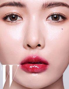 Hyuna 4minute W Magazine March 2016