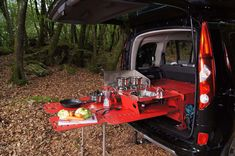 Swiss Room Box Camping is a must have gadget designed for campers who will find this modular system very handy. The Room Box by Easy Tech, quickly unfolds into a wonderful adaptive miniature base camp that includes an area for cooking, eating, sleeping, and even a built in shower. The entire system can be set …