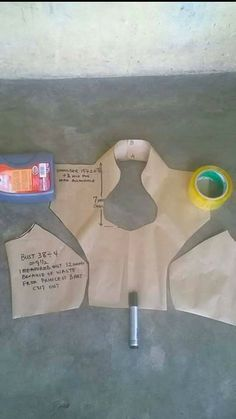 Elegant Photo of Custom Sewing Patterns Techniques Couture, Sewing Techniques, Pattern Cutting, Pattern Making, Dress Sewing Patterns, Clothing Patterns, Aya Couture, Sewing Collars, Sewing Blouses