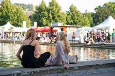 Party im Park: Sommerfest-Start mit Tropenfeeling  Stuttgart