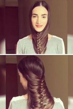 Vous avez toujours rêvé de tresser vos longs cheveux de manière originale mais ceci ne donne jamais rien de très...
