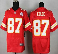 on sale fbbc6 84a1f order chiefs 87 travis kelce red team color stitched limited ...