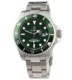 $36.00 (Buy here: https://alitems.com/g/1e8d114494ebda23ff8b16525dc3e8/?i=5&ulp=https%3A%2F%2Fwww.aliexpress.com%2Fitem%2FLuxury-Men-s-Watch-Sapphire-Rotatable-Bezel-Stainless-steel-Green-automatic-Date-Calendar-Waterproof-Sport-Quartz%2F32612346531.html ) Luxury Reginald Watch Men Rotatable Bezel GMT Sapphire Glass Date Stainless Steel Women Mens Sport Quartz Watches Reloj Hombre for just $36.00