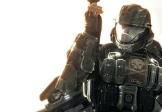 Halo 3 ODST Halo 3 Odst, Halo 5, Halo Party, Halo Tattoo, Halo Cosplay, Halo Armor, Halo Game, Red Vs Blue, Fnaf