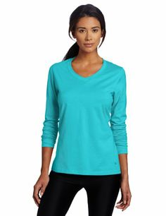 Amazon.com: Champion Womens Favorite Long Sleeve Tee: Clothing
