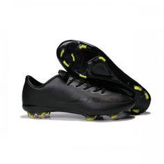 Nike Mercurial Vapor X FG concue pour favoriser l'adhérence entre le ballon et la chaussure afin d'obtenir une meilleure performance et plus de fiabilité sous toutes conditions.