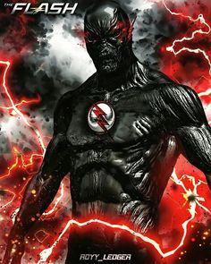 Black flash  #zoom #dc #dccomics #flash #cw