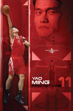 Houston Rockets | Yao Ming