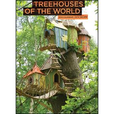How To Build A Treehouse ? This Tree House Design Ideas For Adult and Kids, Simple and easy. can also be used as a place (to live in), Amazing Tiny treehouse kids, Architecture Modern Luxury treehouse interior cozy Backyard Small treehouse masters Cool Tree Houses, Fairy Houses, Play Houses, Luxury Tree Houses, House Trees, Doll Houses, Magical Tree, In The Tree, Tiny House