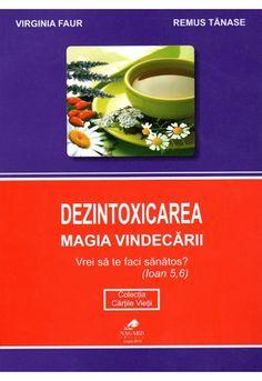 Dezintoxicarea – magia vindecării Alternative, Cancer, Magick, Author