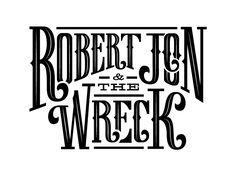 Robert Jon Logo  by Amy Hood
