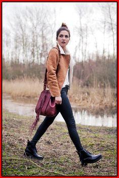12 Möglichkeiten, deinen Outfits Braun hinzuzufügen