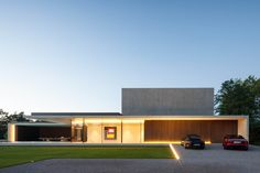 Residence KDP De Panne // Govaert & Vanhoutte Architects