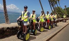 Up to 67% Off Segway Tour from Segway Maui