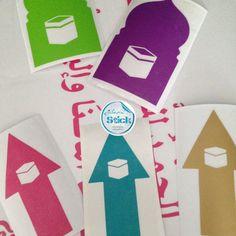 Et des #stickers pour connaître la direction de la qibla ! #deco #homedeco www.salam-stick.com