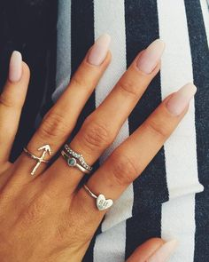 1000 ideas about natural acrylic nails on pinterest