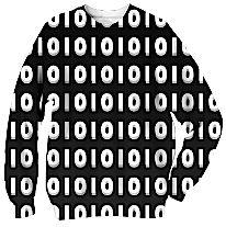 Web Designer Sweatshirt by MADCAPS BY MARTZART on Print All Over Me. #paomsweatshirt #paomconceptual