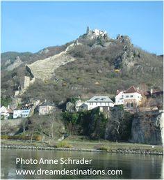 Durnstein Castle, Durnstein Austria
