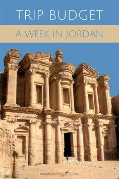 Trip budget: A week in Jordan – On the Luce travel blog