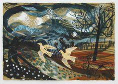 Mark Hearld 12-20 November 2011 - GODFREY & WATT – Harrogate, North Yorkshire - specialising in British art