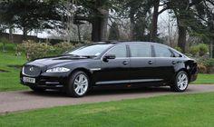 NJ Limousine — JAGUAR XJ SPECIAL LIMOUSINE EDITION Jaguar XJ...