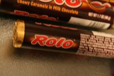 Rolo Turtle Candies