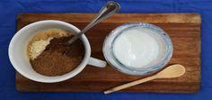 Receita simples e fácil de bolo paleo de caneca.