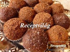 Mozart golyó - RECEPTVILÁG - Receptes oldal - receptek képekkel
