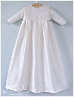 Christening Silk Gown for Boys and Girls Baptism Outfit, Christening Outfit, Baptism Dress, Christening Gowns, Dress Drawing, Silk Gown, Gowns Of Elegance, Cold Shoulder Dress, Flower Girl Dresses