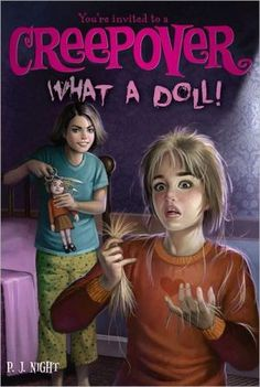 What+a+Doll!+(You're+Invited+to+a+Creepover+Series+#12)