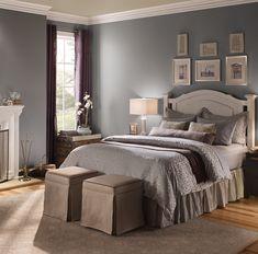 63 Best Calming bedroom colors images in 2019 | Bedroom, Home ...