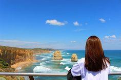 살면서 가봐야 할 10대 관광지 Great Ocean Road  #호주 #멜버른 #여행스타그램 #일상 #데일리 #뒷모습 #셀스타그램 #선팔 #소통 #좋아요 #australia #melbourne #greatoceanroad #travel #instadaily #tfl #me #100d #canon #followme #follow by hej5959