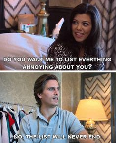 """In fact, he was pretty much an expert at this. 