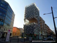 Marseille, le nouveau FRAC. -- @NeoZarrivants