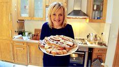 Video recept Fánky - Božie Milosti   Zuzana Machová Donuts, Swimming Pools Backyard, Rum, Sausage, Food And Drink, Bread, Chicken, Breakfast, Youtube