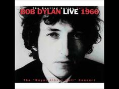 """Bob Dylan - Baby, Let Me Follow You Down (Live 1966, The """"Royal Albert Hall"""" Concert  Dylan and the Band (minus Levon Helm) tear it up,     This version is the best ever."""