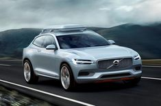 Volvo Concept XC Coupe leaked [w/video]. http://aol.it/1dOHB0g  @Volvo Cars US #volvo