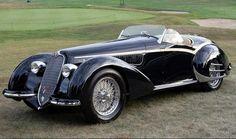 1937 Alfa Romeo 8C Touring Spider