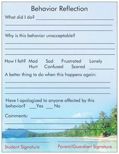Behavior modification. Something that can be incorporated in journaling