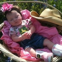 Country baby girl!
