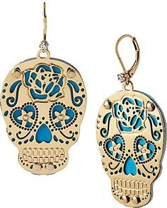 Love these Betsy Johnson earrings