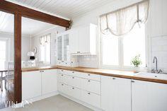 Tähän kotiin kannattaa kurkistaa, löytyy blogistamme  Poikkilinjantie 345  www.villalkv.fi/blogi