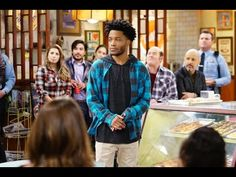 Superior Donuts: Franco Explains That He Wears a Hoodie Because He's Cold - TV News Video