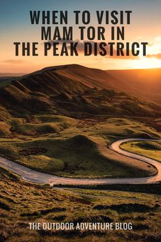Why you should visit Mam Tor on a weekday Hiking Routes, Hiking Trails, British Holidays, England Countryside, Pembrokeshire Coast, Norfolk Broads, Cairngorms, Peak District, The Great Outdoors