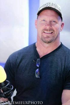 the great Stone Cold Steve Austin